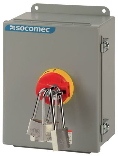 221M3703 ENCLOSED DISCONNECT SWITCH