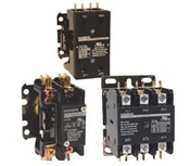 EX9CK25B10U7 (240/50-60VAC)...DEFINITE PURPOSE CONTACTOR, 1-POLE WITH SHUNT, 240/50-60VAC, 25AMPS