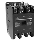 EX9CK60B30B7 (24/50-60VAC)...DEFINITE PURPOSE CONTACTOR, 3-POLE, 24/50-60VAC, 60AMPS