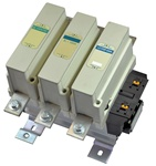LC1-FDP800A-120/60VAC...3 POLE CONTACTOR WITH AC OPERATING COIL 120/60VAC,  800AMPS