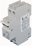 QZD2810.5...CIRCUIT BREAKER QZ SERIES, TWO POLE EQUIVALENT TO CURVE D