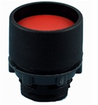 RP2-BA46...GUARDED PLASTIC PUSH BUTTON, RED COLOR