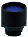 RP2-BA66...GUARDED PLASTIC PUSH BUTTON, BLUE COLOR