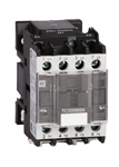 TC1-D09004-F7...4 POLE CONTACTOR 110/50-60VAC OPERATING COIL, 4 NORMALLY OPEN, 0 NORMALLY CLOSED