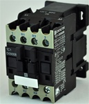 TC1-D09008-B7...4 POLE CONTACTOR 24/50-60VAC OPERATING COIL, 2 NORMALLY OPEN, 2 NORMALLY CLOSED