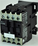 TC1-D12008-V7...4 POLE CONTACTOR 400/50-60VAC OPERATING COIL, 2 NORMALLY OPEN, 2 NORMALLY CLOSED