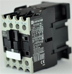 TC1-D1210-B5...3 POLE CONTACTOR 24/50VAC  OPERATING COIL, N O AUX CONTACT