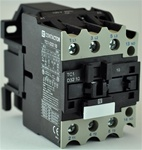 TC1-D3210-B7...3 POLE CONTACTOR 24/50-60VAC, WITH AC OPERATING COIL, N O AUX CONTACT