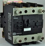 TC1-D80008-V7...4 POLE CONTACTOR 400/50-60VAC OPERATING COIL, 2 NORMALLY OPEN, 2 NORMALLY CLOSED