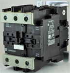 TC1-D8011-F5...3 POLE CONTACTOR 110/50VAC, WITH AC OPERATING COIL, N O & N C AUX CONTACT