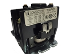 TCDP401-B6 (24/60VAC)...DEFINITE PURPOSE 1-POLE CONTACTOR WITHOUT SHUNT 24/60VAC