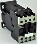 TP1-D12004-GD...4 POLE CONTACTOR 125VDC OPERATING COIL, 4 NORMALLY OPEN, 0 NORMALLY CLOSED