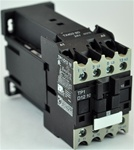 TP1-D1210-BD...3 POLE NON-REVERSING CONTACTOR 24VDC OPERATING COIL, N O AUX CONTACTS