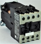 TP1-D25004-JD...4 POLE CONTACTOR 12VDC OPERATING COIL, 4 NORMALLY OPEN, 0 NORMALLY CLOSED