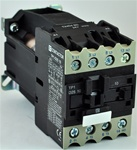 TP1-D2510-BD...3 POLE NON-REVERSING CONTACTOR 24VDC OPERATING COIL, N O AUX CONTACTS