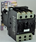 TP1-D6511-RD...3 POLE NON-REVERSING CONTACTOR 440VDC OPERATING COIL, N-O & N-C AUX CONTACTS