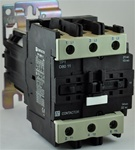 TP1-D8011-BD...3 POLE NON-REVERSING CONTACTOR 24VDC OPERATING COIL, N-O & N-C AUX CONTACTS