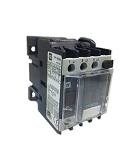 TP1-DC09-BD   LOW HEIGHT DC CONTACTOR, 9AMP, 24VDC OPERATING COIL