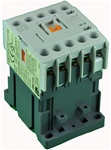 TP1-M0610-BD...MINI CONTACTOR 24VDC, SCREW CLAMP TYPE, DC COIL, 3NO MAIN CONTACTS, 1NO AUX CONTACT