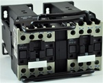 TP2-D1201-BD...3 POLE REVERSING CONTACTOR 24VDC, WITH DC OPERATING COIL, N-C AUX CONTACT