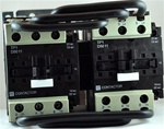 TP2-D5011-BD...3 POLE REVERSING CONTACTOR 24VDC, WITH DC OPERATING COIL, N-C & N-O AUX CONTACT